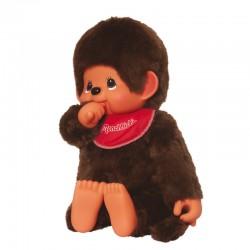 Maskotka małpka monchhichi chłopiec duży 80 cm